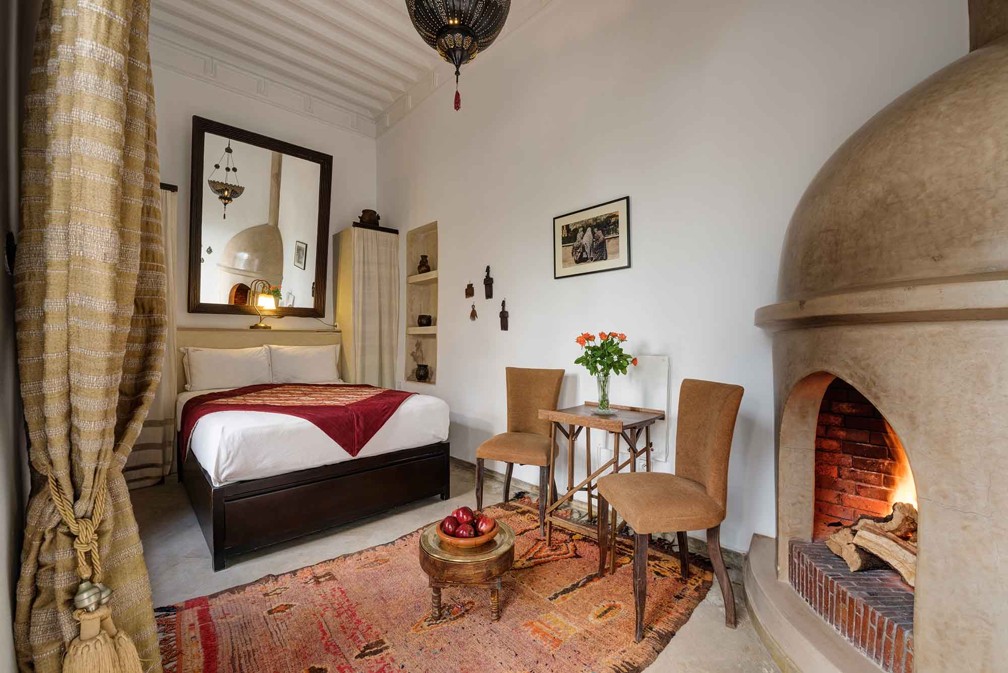 RIAD AZZAR GUEST HOUSE MARRAKECH ROOM