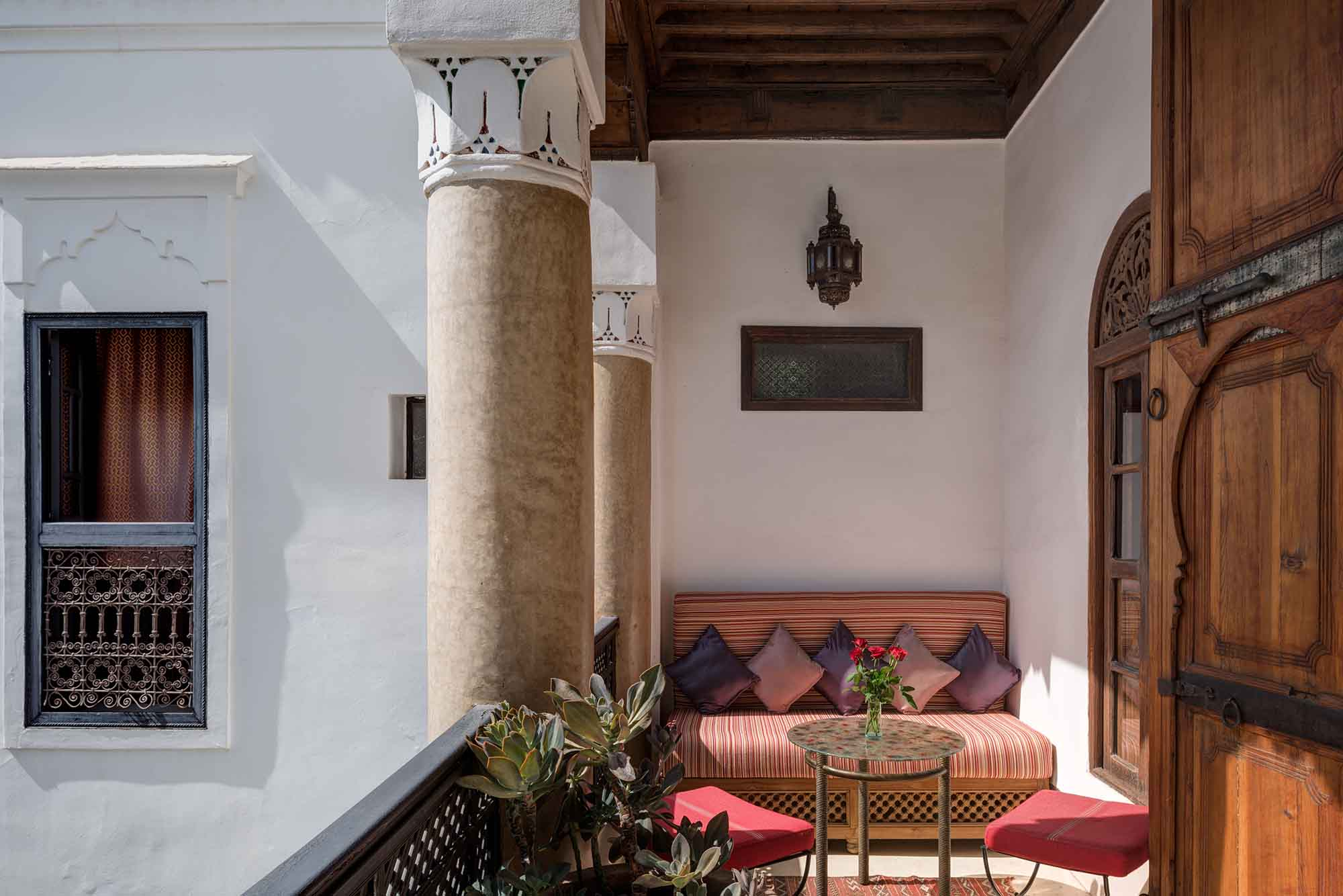 RIAD AZZAR GUEST HOUSE MARRAKECH TERRACE